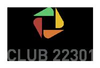 Logo Club 22301 noir